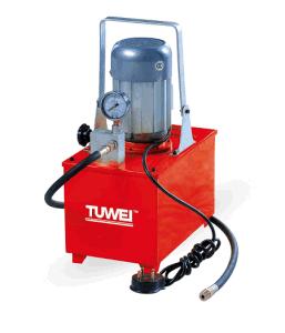 Electric Super Bomba de aceite de alta presión (DJB-63)