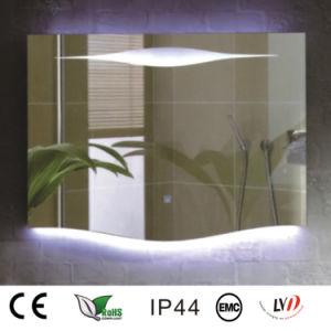 Intelligenter Spiegel des Salon-Ausgangseitelkeits-Wand-Badezimmer-LED