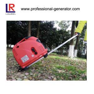 220V Generator van de Benzine van de Omschakelaar van 2.5kw de Draagbare Digitale
