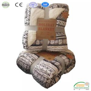 صوف [شربا] غطاء يرمي [رفرسبل] فائقة ليّنة مريحة شتاء لأنّ أريكة أو سرير