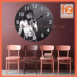 (0.5Cm caliente el cuerpo), la venta de varios estilos innovadores comercio al por mayor Reloj de pared Pared Vintage Antiguo reloj redondo de madera para la decoración del hogar016007-4 Fz.
