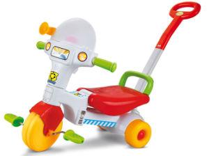 De Rit van het jonge geitje op de Fiets van de Kinderen van het Stuk speelgoed (H8665053)