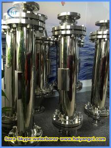Circulation d'eau industrielle de l'équipement de détartrage