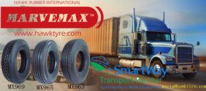 Smartway Drive Tire Superhawk u. Marvemax Truck Tire (11R22.5 295/75R22.5)