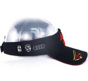 (LV16021)習慣は帽子の日曜日の昇進の野球のバイザーを遊ばす