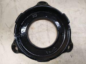 Grootte 6  *7  de Mechanische Koppeling van de Koker voor de Pijp van het Staal