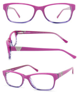 China Cheapest OEM Available Acetate Optical Frame Glasses