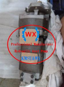 Kawasaki fábrica OEM Bomba de engranajes de bomba de engranaje hidráulica 44083-61000 65ZV