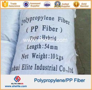 ポリビニルアルコールPVA単繊維のFabrillatedのポリプロピレンPPのファイバーのファイバー