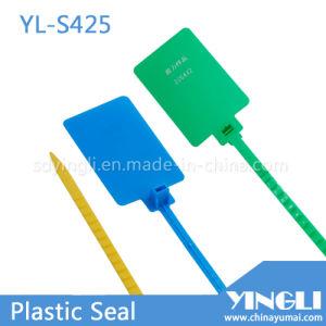 Marchi di plastica di obbligazione con il grande contrassegno (YL-S425)