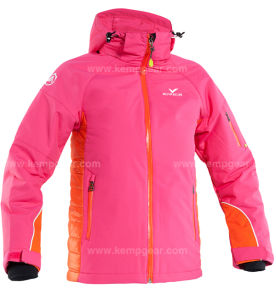 Outdoor alla moda Functional Windbreak Jacket per Lady