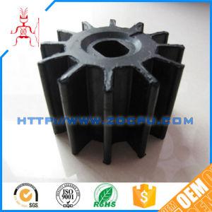 Детали насоса для изготовителей оборудования большой лопасти колеса NR резиновые центробежных крыльчатки
