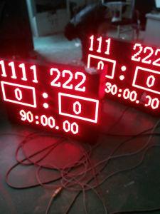P10 Affichage LED rouge unique pour les bus