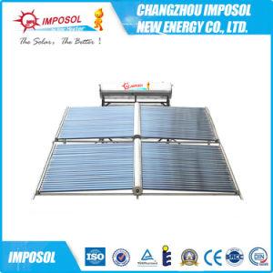 Non-Pressure aquecedor solar de água quente