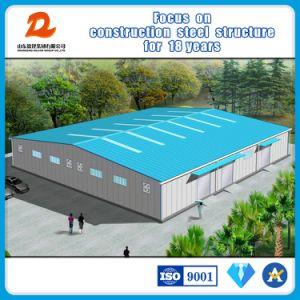 Construction rapide de l'atelier d'acier préfabriquées
