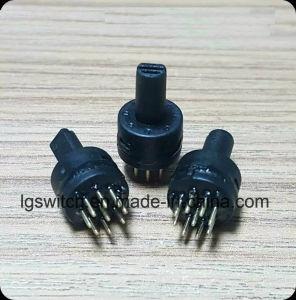 高品質装置のおもちゃ機械電気9mmロータリースイッチ