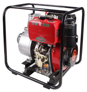 세륨 (JT50C)를 가진 디젤 엔진 수도 펌프