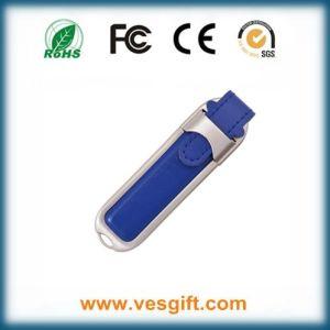 USB2.0 кожаные USB флэш-диск USB-накопителя