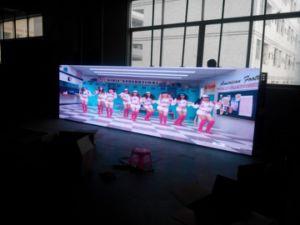 P6 HD pleine couleur intérieure Affichage LED SMD