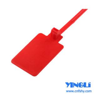 Puxar as etiquetas de selagem de segurança Tight Locking Plastic