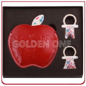 공상 Style Key Chain 및 Mirror Gift Set 높은 쪽으로 Make