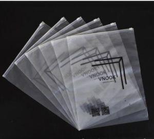 カスタマイズされたプラスチックパッキングは袋に入れるジップロック式の衣服のショッピング・バッグ(jhf-bag037)を