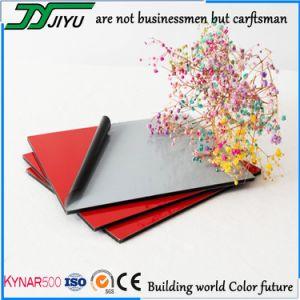 Jiyu Revestimiento de pared ACP Panel Compuesto de Aluminio