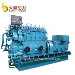 Alta Qualidade gerador diesel marítimos de 400kw / Weichai Geral 6170 com CCS