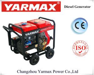 Singolo cilindro che salda generatore diesel