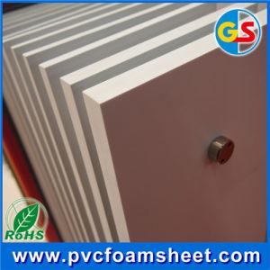 1 à 5 mm de PVC Feuille de mousse pour le matériel d'impression de l'écran