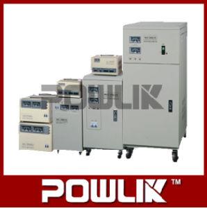 Sjw-30kVA trifásica Full-Automatic de alta precisão do estabilizador de voltagem AC