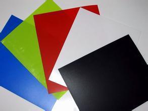 PP Papeterie feuilles en plastique de la machine ou de ligne de l'extrudeuse