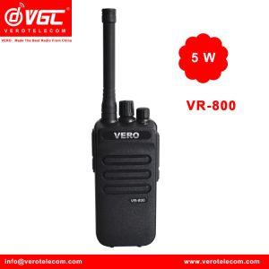 Vr-800 5 와트 UHF/VHF 양용 라디오 16CH 워키토키
