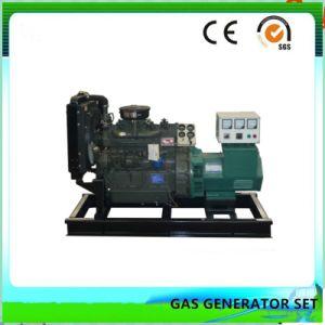 Gruppo elettrogeno approvato del gas di combustione 200kw di iso dell'alto Ce efficiente
