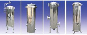 浄水工学のためのステンレス鋼袋のタイプフィルター