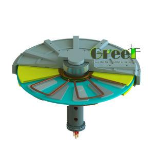 De lage Generator van de Magneet van LUF van Coreless van de Torsie van het Begin As Permanente voor de Turbine van de Wind Darrius