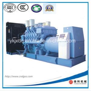 우수한 성과 및 최고 질! Mtu 2600kw/3250kVA 디젤 엔진 발전기 세트