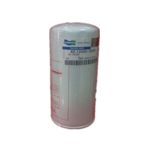 65.12503-5026 Filtro da combustibile del motore di Dl06 Doosan