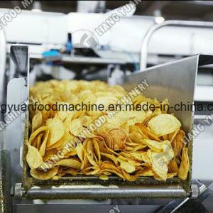 Freír la maquinaria, maquinaria, la freidora de papas fritas y papas fritas