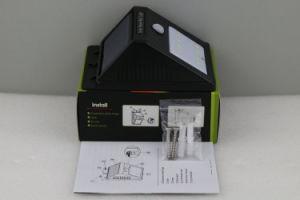 熱い販売8/12/16 LEDの三角形の人間のIinductionの太陽壁ライト