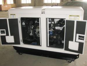 88kw/110kVA 침묵하는 Cummins 디젤 엔진 발전기 세트 또는 발전기