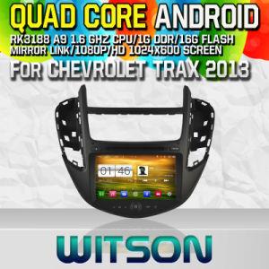 Witson S160 per il giocatore 2013 dell'automobile DVD GPS della Chevrolet Trax