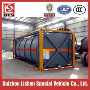 燃料の輸送のタンカーの容器ISOの貯蔵タンク