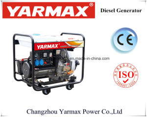 Baustelle-Gebrauchportable-geöffneter Typ Diesel-Generator