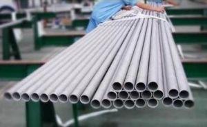 ステンレス鋼の継ぎ目が無い管及び管TP304