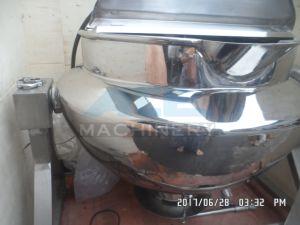 Il tipo elettrico/vapore/gas che cucina la caldaia per la salsa peperoncino rosso/della minestra/la frutta si inceppa (ACE-JCG-063005)