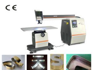 Automatische Hand - de gehouden Machine van het Lassen van de Laser van de Vezel van de Brief van het Kanaal voor Verkoop