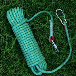Feu de polyester à échapper à la corde de sauvetage 14mm