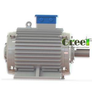 220V 380 V Бесщеточный Brshless низкие обороты постоянного магнитного генератора переменного тока