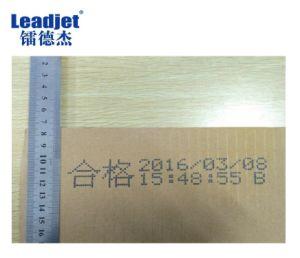 Un gran personaje Leadjet200 caja de cartón Máquina de codificación de la fecha